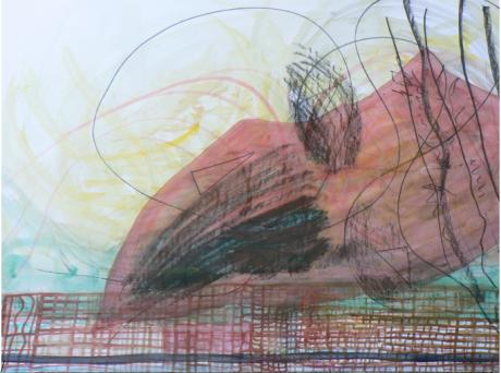 A.Wellenbrock Tanz auf dem Vulkan  2013